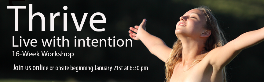 Thrive Live with INtention
